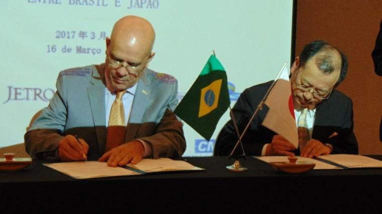 Acordo entre Brasil e Japão vai acelerar exame de patentes