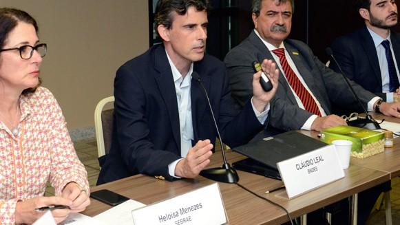 BNDES, Sebrae e Secretaria da Micro e Pequena Empresa apresentam plano de ação para pequenos negócios