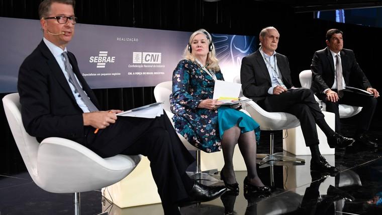 Manufatura avançada transforma indústria mundial