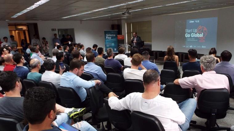 Go Global reúne apresentações para desenvolvimento internacional de startups