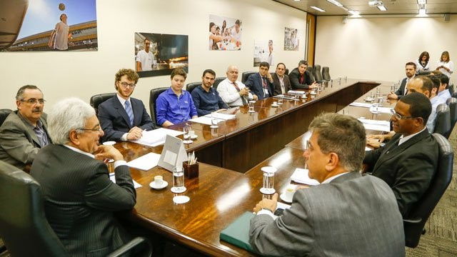 SENAI/SP assina contratos com as seis empresas vencedoras do Edital SENAI SESI de Inovação