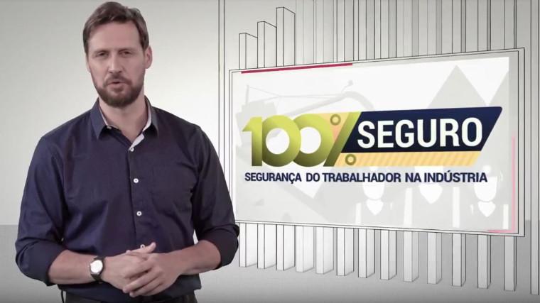 Vídeos dão orientações sobre segurança e saúde no trabalho