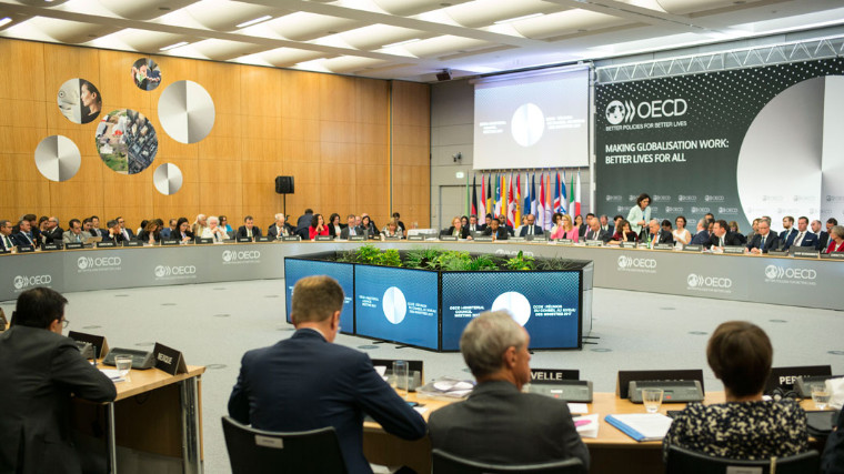 Brasil quer entrar na Organização para a Cooperação e Desenvolvimento Econômico (OCDE)