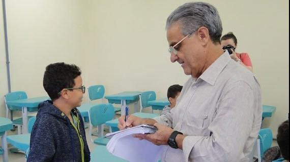 Presidentes da CNI e da Federação das Indústrias de Rondônia inauguram novo complexo educacional do SESI e do SENAI
