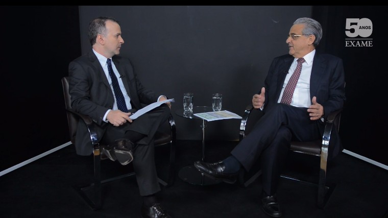 VÍDEO: Presidente da CNI fala sobre os desafios da indústria 4.0 para as empresas à revista Exame
