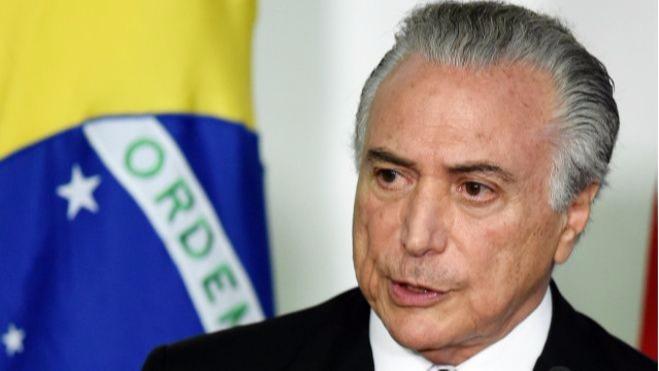 Popularidade do Governo Temer mantém trajetória de queda, aponta pesquisa CNI-IBOPE