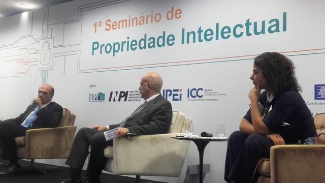 Seminário da CNI debate questões atuais e internacionais da propriedade intelectual