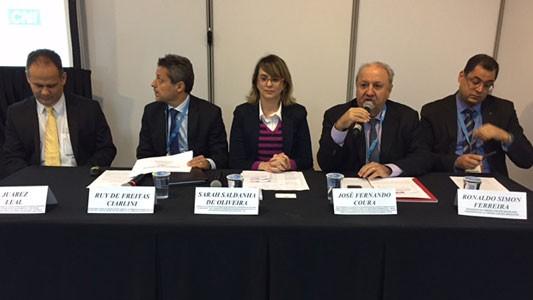 Empresários brasileiros participam de congresso mundial de mineração no Chile