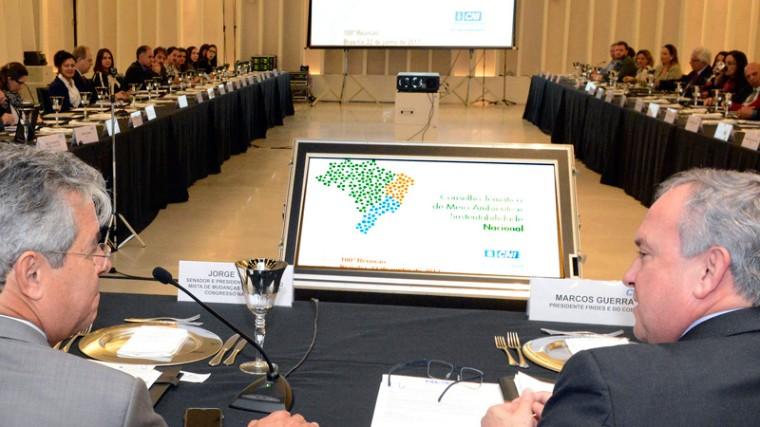 Conselho da CNI fortalece ações da indústria para conservação dos recursos naturais