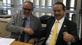 SESI e Seconci Brasil estabelecem parceria nas áreas de saúde, segurança do trabalho, qualidade de vida e educação