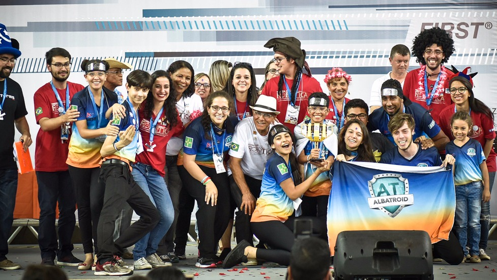 SESI-DF terá quatro equipes no Torneio Nacional de Robótica
