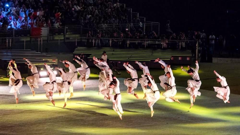 VÍDEO: Espetáculo de abertura da WorldSkills destaca cultura árabe