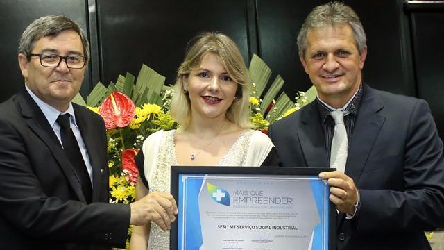 SESI e SENAI de Mato Grosso recebem homenagem por 10 anos de Certificado de Responsabilidade Social