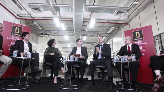 Inovação precisa estar no centro da estratégia para empresas serem competitivas, diz diretor-geral do SENAI