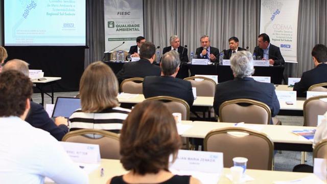 Encontro em Santa Catarina debate Lei Geral do Licenciamento
