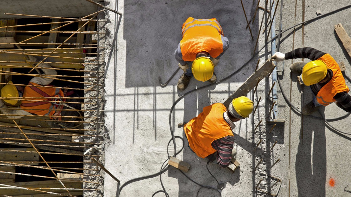 9 serviços do SESI para a indústria da construção