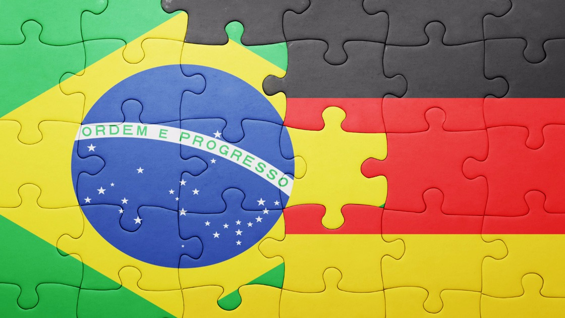 Três acordos pendentes entre Brasil e Alemanha