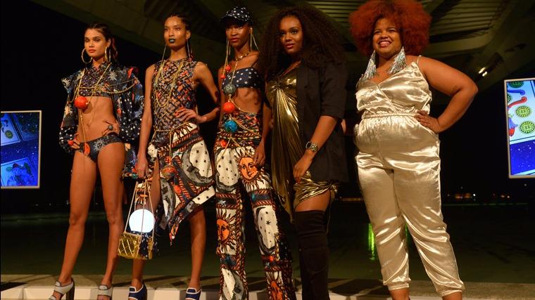 Alunos do SENAI brilham em noite de moda no Museu do Amanhã