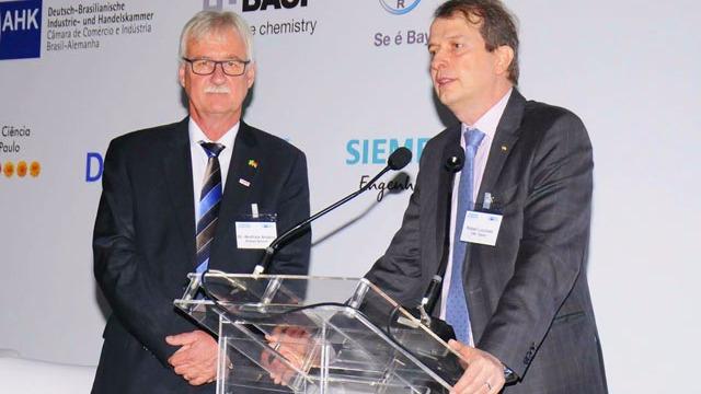 SENAI firma parceria com a Câmara de Comércio e Indústria Brasil-Alemanha para projetos de inovação