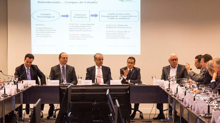 Na MEI, Ministério da Saúde anuncia parceria de R$ 150 milhões com a Embrapii para tecnologias voltadas à saúde