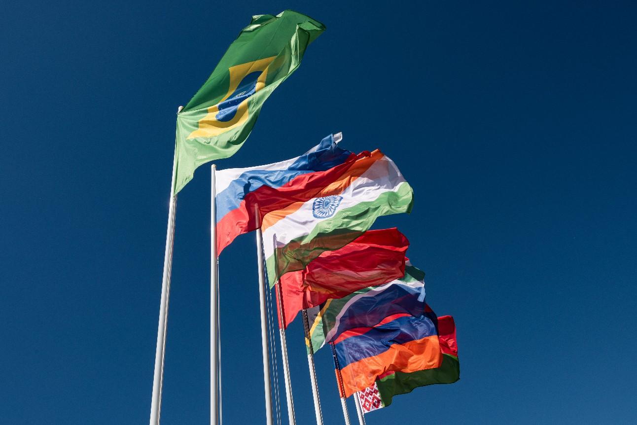 Bandeiras do BRICS