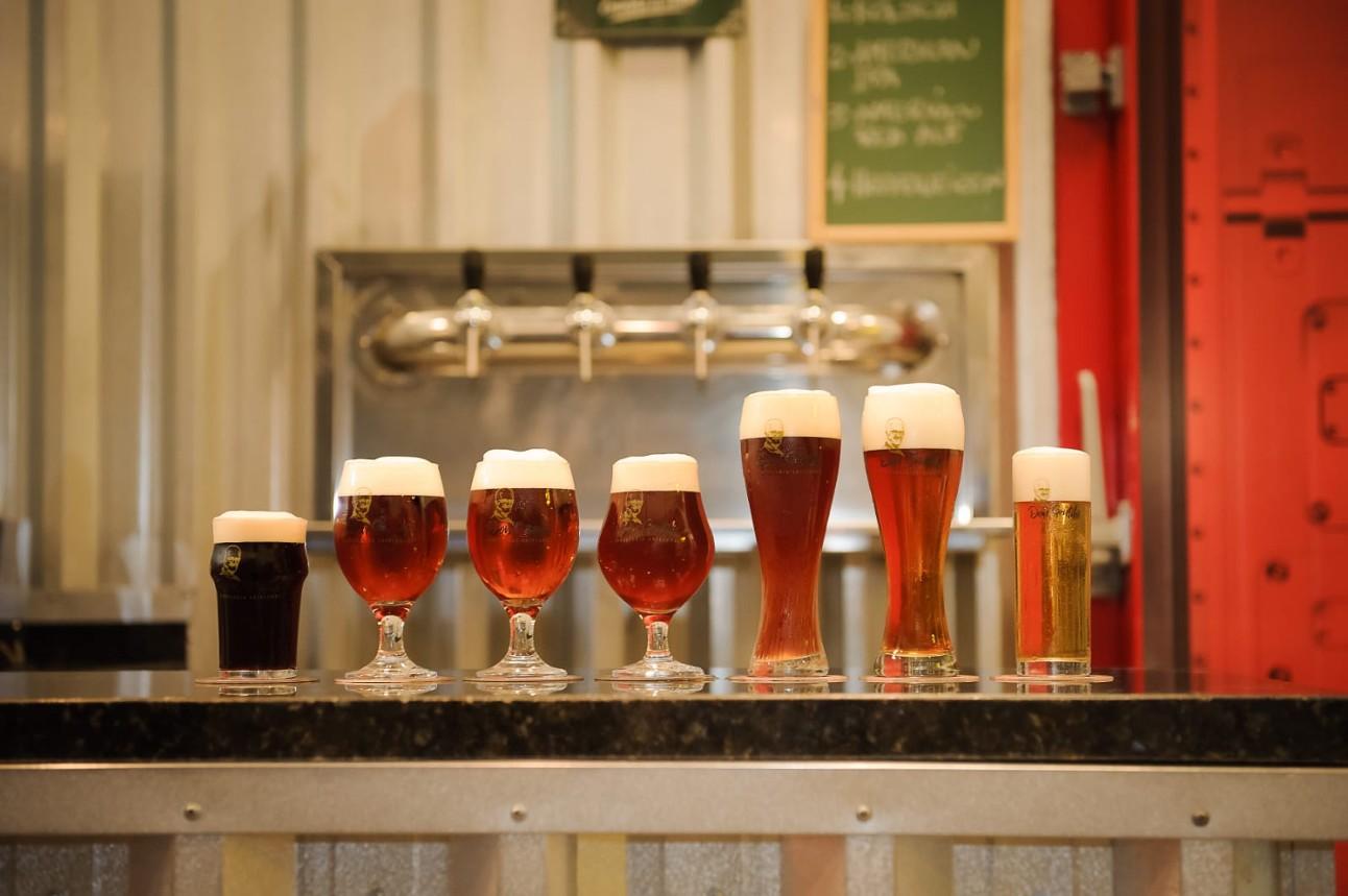 foto: cervejas