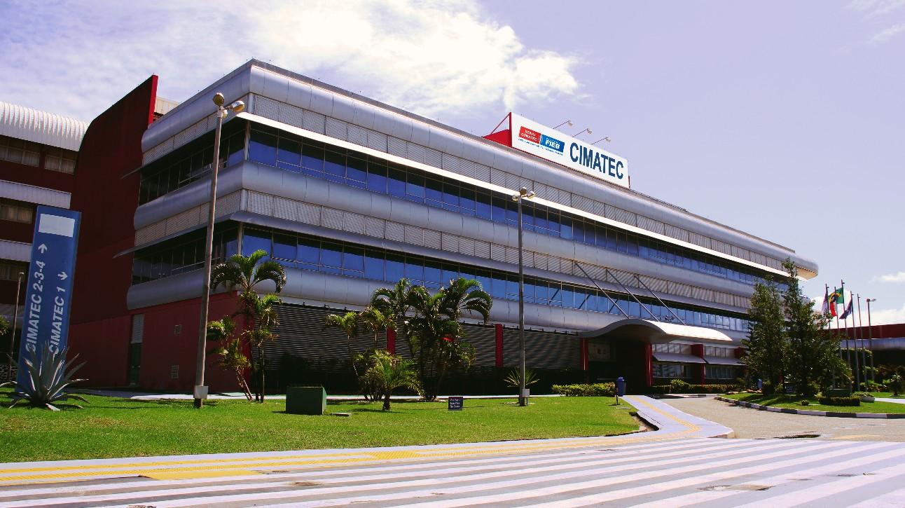 Institutos SENAI de Tecnologia. SENAI CIMATEC Salvador (BA)
