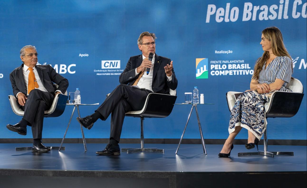Lançamento da Frente Parlamentar Pelo Brasil Competitivo