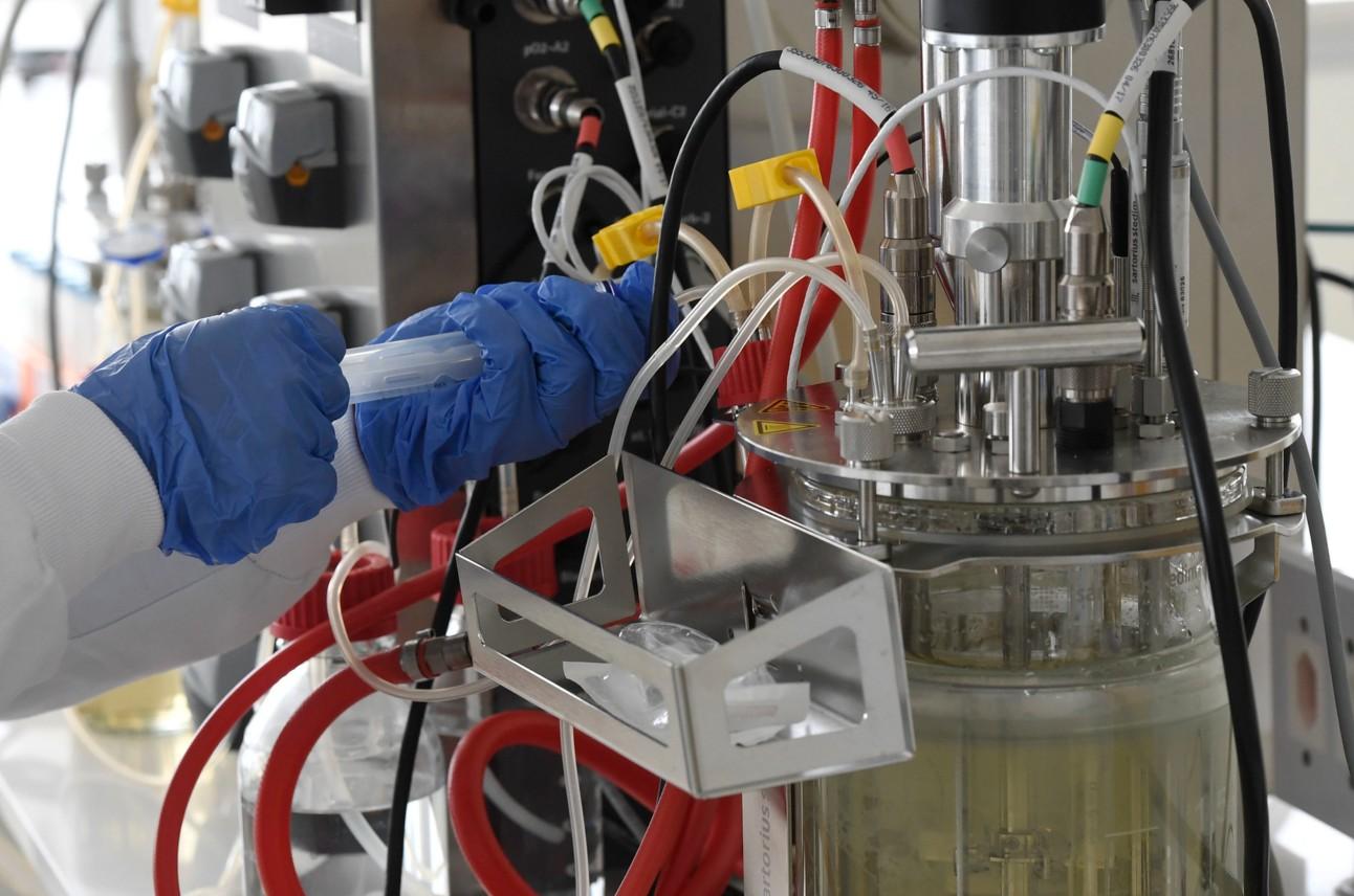 Instituto SENAI em Biossintéticos e Fibras