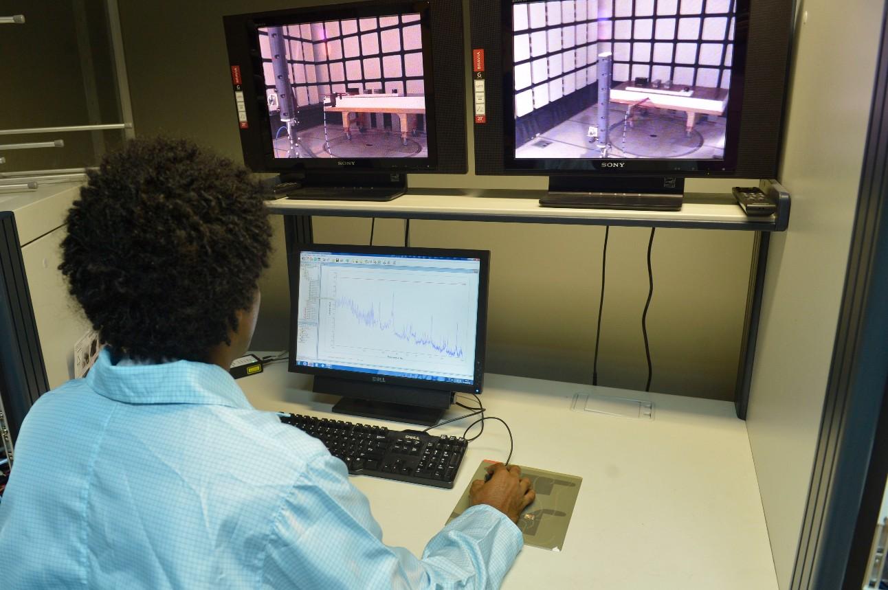 Instituto SENAI de Inovação, ISI, de automação