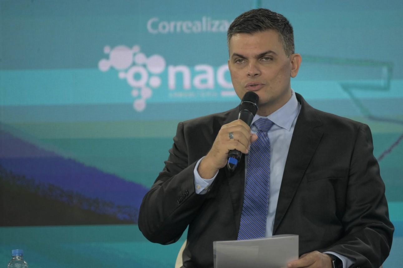 Marcelo Thomé, Presidente do Conselho Temático de Meio Ambiente e Sustentabilidade da CNI e presidente da Federação das Indústrias do Estado de Rondônia - FIERO